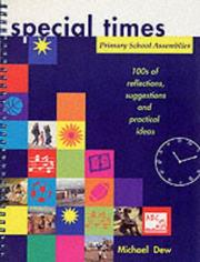 Cover of: Special Times | Mike Dew