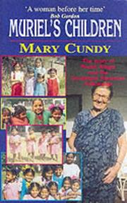 Cover of: Muriel's Children | Mary Condy