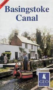 Cover of: Basingstoke Canal (Inland Waterways of Britain) | Geoprojects