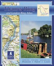 Cover of: Thames Ring and London Ring Atlas | Geoprojects