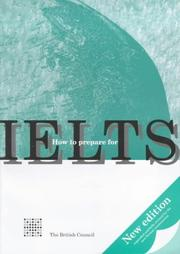 Cover of: How to prepare for IELTS | Ray De Witt