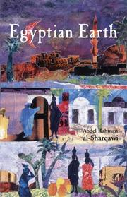 Cover of: Egyptian Earth | Adel Rahman Al-Sharqawi