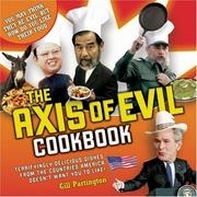 Cover of: Axis of Evil Cookbook | Gill Partington