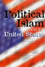 Cover of: Political Islam and the United States by Maria do Ceu Pinto