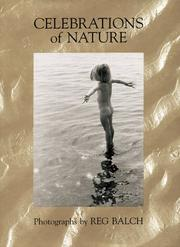 Cover of: Celebrations of Nature | Reg Balch