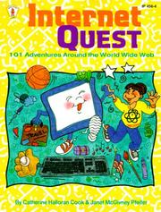 Cover of: Internet Quest | Janet McGivney Pfeifer