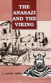 Cover of: Anasazi and the Viking | A. Tanner Smith