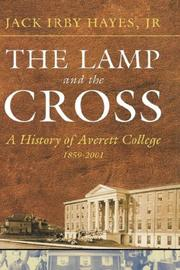 Cover of: THE LAMP AND THE CROSS | Jack Hayes