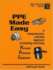 Cover of: PPE Made Easy by Jeffrey O. Stull