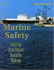 Cover of: Marine Safety | ABS Consulting
