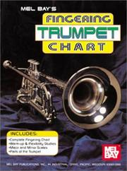 Cover of: Mel Bay Trumpet Fingering Chart | William Bay