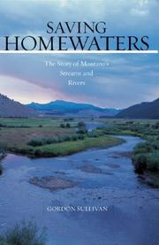 Cover of: Saving Homewaters by Gordon Sullivan
