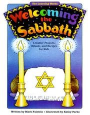 Cover of: Welcoming the Sabbath | Mark Falstein