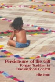 Cover of: Persistence of the Gift by Mike Evans