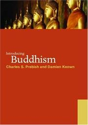 Cover of: Introducing Buddhism | Charles S. Prebish