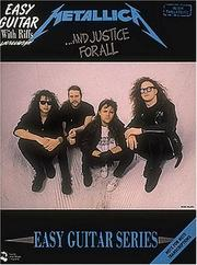 Cover of: Metallica - ...And Justice for All* | Metallica