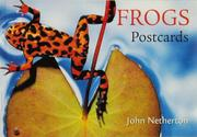 Cover of: Frogs Postcards Book (Wildlife) | David P. Badger