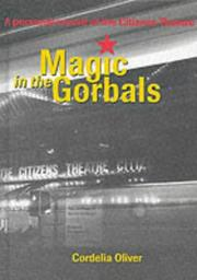 Cover of: Magic in the Gorbals | Cordelia Oliver