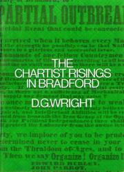 Cover of: The Chartist Risings in Bradford by D.G. Wright