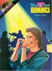 Cover of: Blues and Rock Harmonica | Glenn Weiser