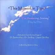 Cover of: This Moment in Time: The Awakening Journey(R) Day by Day by Barbara Ray