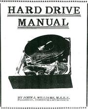 Cover of: Hard Drive Manual | John J. Williams