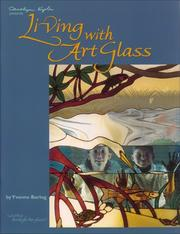 Cover of: Living With Art Glass | Yvonne Barlog