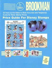 Cover of: Brookman Stamp Prices for Disney | Arlene Dunn