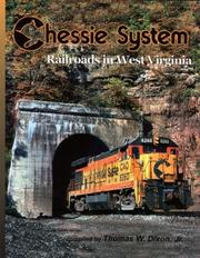 Cover of: Chessie System | Thomas W. Dixon