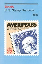 Cover of: U.S. Stamp Yearbook 1985 by Fred Boughner