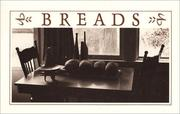 Cover of: Breads | Miriam Canter