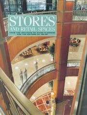 Cover of: Stores and Retail Spaces | Institute of Store Planners and Editors