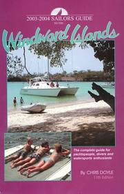 Cover of: 2003-2004 Sailors Guide to the Windward Islands | Chris Doyle