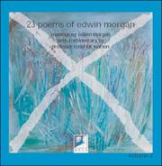Cover of: 23 Poems of Edwin Morgan by Edwin Morgan