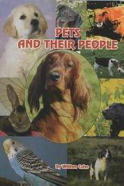 Cover of: Pets and Their People | William Coles
