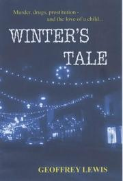 Cover of: Winter's Tale | Geoffrey Lewis