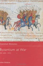 Byzantium at war, AD 600-1453
