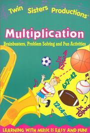 Cover of: Multiplication | Kim Mitzo Thompson