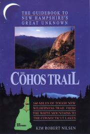 Cover of: The Cohos Trail by Kim Robert Nilsen