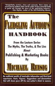 Cover of: The Fledgling Author's Handbook | Michael Reisig