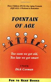 Cover of: Fountain Of Age | Dick Corman