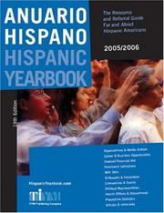 Cover of: Anuario Hispano Hispanic Yearbook | Inc. TIYM Publishing Company