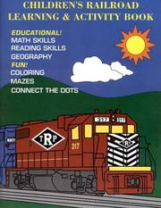 Cover of: Children's Railroad Learning & Activity Book | Jaime F. M. Serensits