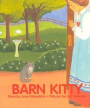 Cover of: Barn Kitty | June Kirkpatrick