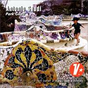 Cover of: Antonio Gaudi | Michael Kaplan