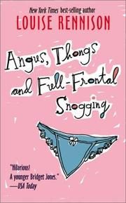 Cover of: Angus, Thongs and Full-Frontal Snogging (rack) by Louise Rennison