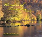 Cover of: Wonders of Tennessee 2002 by Byron Jorjorian