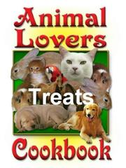 Cover of: The Animal Lover's Treats Cookbook | Deborah R. Dolen
