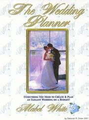 Cover of: Mabel White's Wedding Planner by Deborah R. Dolen