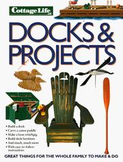 Cover of: (Boating) Docks and Projects by Ann Vanderhoof